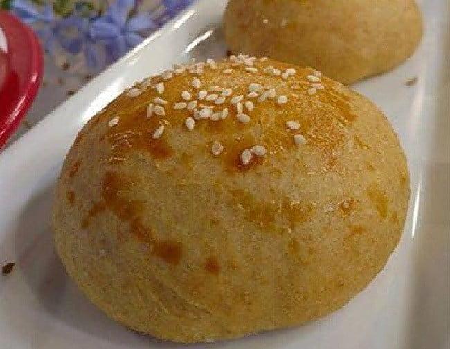 Receita de Pão de Leite em Pó