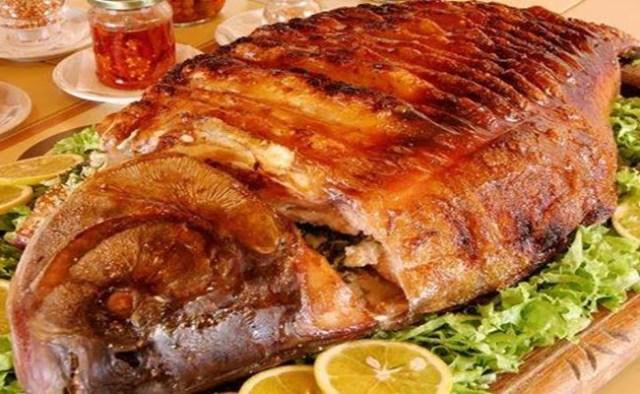 Você vai aprender como fazer Peixe no forno recheado