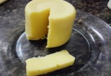 Receita de Queijo Manteiga Caseiro
