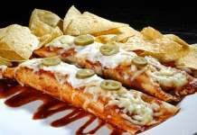Receita de enchiladas
