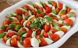 Receita de Salada Italiana