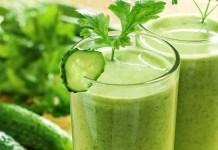 Receita de Suco Anti Celulite