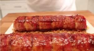 Sushi de Bacon