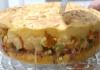 Receita de Torta Portuguesa