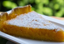 Receita de Torta de Cenoura Fácil