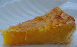 Receita de Torta de Feijão