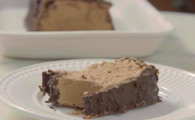 Receita de Torta de Sorvete Chokito