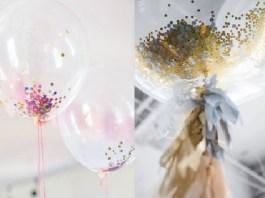 Balão um dentro de outro, 4 dicas de decoração