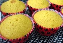 Receita de Cupcake de Milho