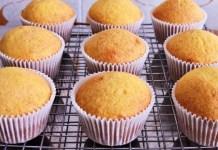 Receita de Muffins Básico