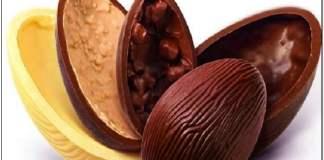 Receita de Ovos de Páscoa Caseiro