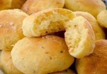 Receita de Pão de Milho e Erva Doce