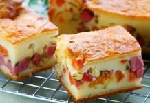 Receita de Torta Salgada de Mortadela