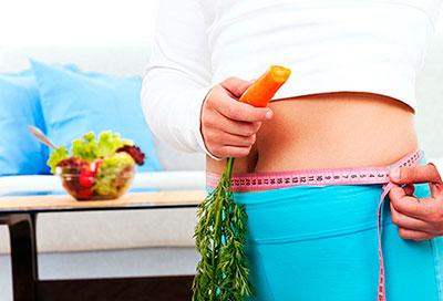правильная диета для плоского живота за неделю