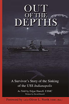 Xulon Press author Ed Harrell, Out of the Depths