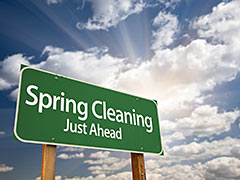 A Spiritual Mindset Towards Spring Cleaning