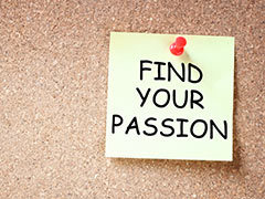 FInd Your Passion, Write a Great Book