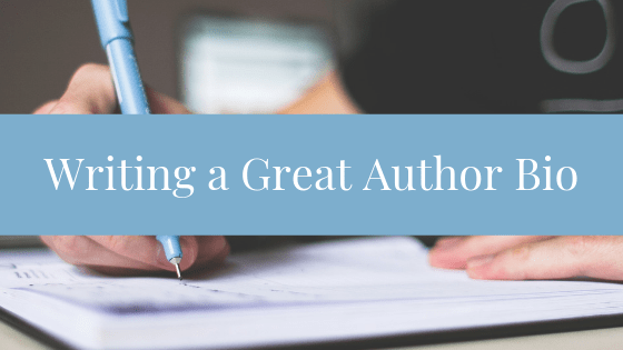 Writing a great author bio is incredibly important, but that doesn't mean it's easy to do. Read along as we navigate ways to write an author bio!