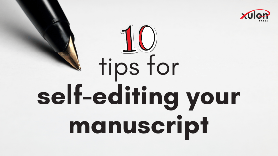 There are 2 crucial steps before your manuscript is sent off for editing. The first is self-editing. Here are our top 10 tips for how to self-edit your w...