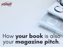 How Your Book is Also Your Magazine Pitch