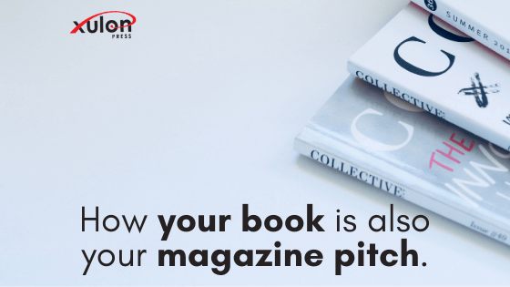 Writing for a magazine isn't just a new income and career opportunity, but it's also a great way to promote your upcoming book. Magazine pitch...