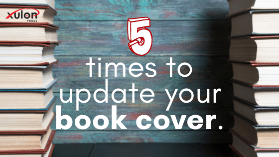 There are plenty of reasons to re-release a book with a new book cover. Wondering if it's your book's time? Here are 5 reasons why you may want to update ...