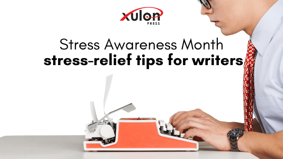 Everyone feels stressed from time to time, but too much of it can be detrimental to our health. In honor of Stress Awareness Month: 5 stress relief tips...