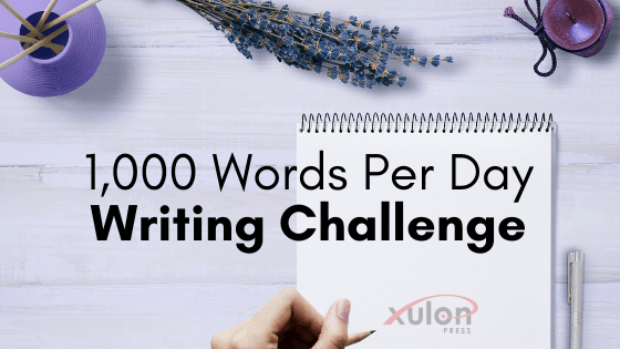 This writing challenge is focused on writing 1,000 words every day for two weeks. If you're looking for a community of writers all focused on the same ch...