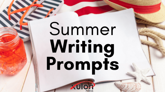 One of thebest ways to capture the experience of summer is in freewriting. Here's a list of some creative summer writing prompts...