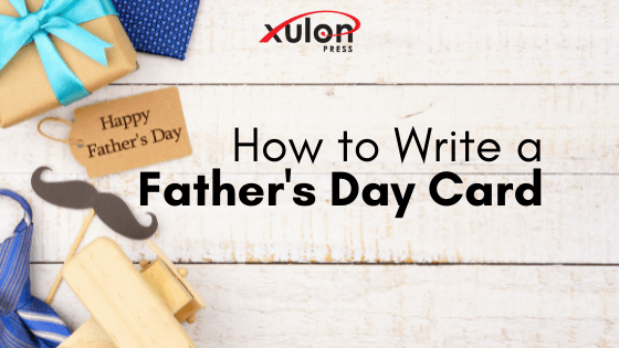It's time to remind the father figures in your life just how much they mean to you! Here are 5 easy steps to help guide writing your Father's Day card: 1...