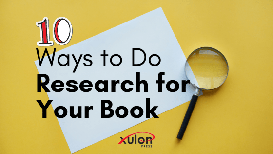Research is an integral step for every book. Your credibility as a writer is on the line. Here are 10 researching tips for your book...