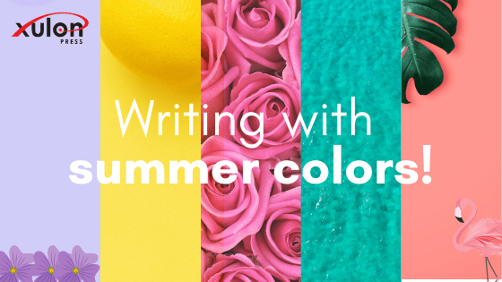 For this month's writing challenge, we'll be using summer colors to evoke thoughts and stories to practice creative writing. Take a look at the list of s...
