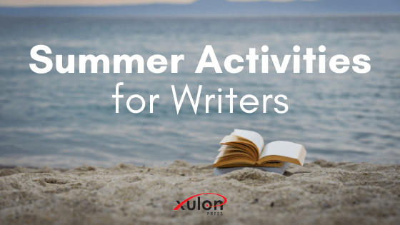 Summer is officially here! Here are 6 great summer activities for writers currently working on a writing project. 1.) Write something new. It can be anyt...