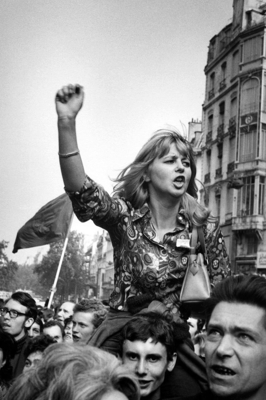 Mai 68 - Photos