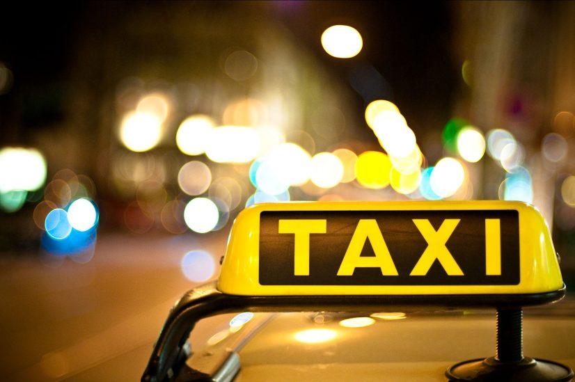 Taxi Cab Car Porn