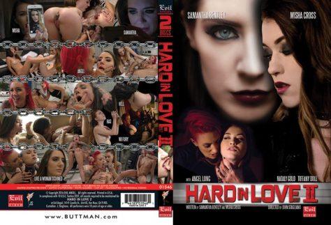 Hard in Love 2 Porn DVD Image