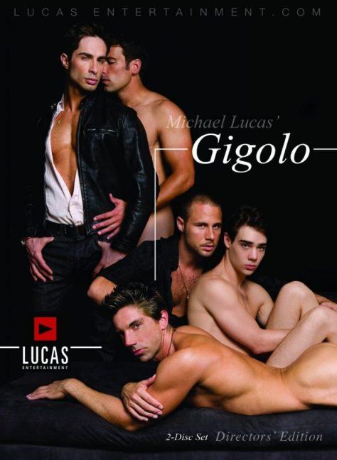 Michael Lucas Gigolo Porn DVD