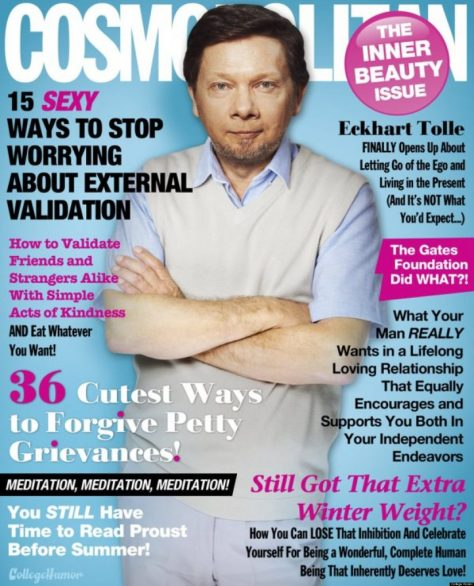 Cosmopolitan Photoshopped Image