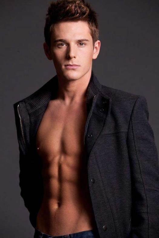 Brent Corrigan Topless Photo