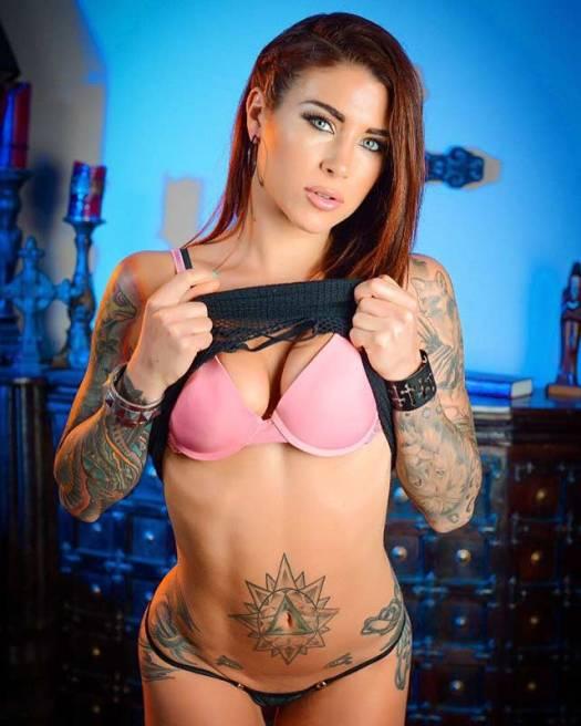 Felicity Feline Porn Actress Photo