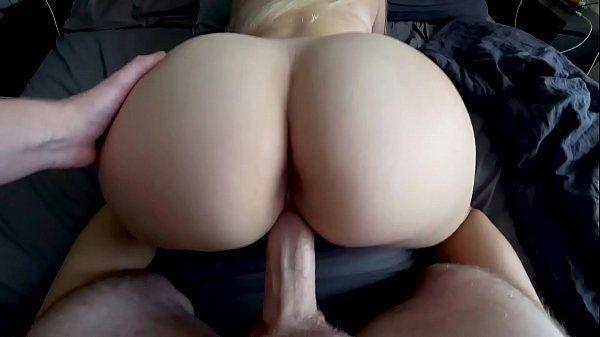 Sexo com gostosa amadora de bunda grande