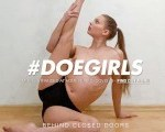 DoeGirls – Russian Teen Mia Split Stretching Her Little Pussy On A Dildo