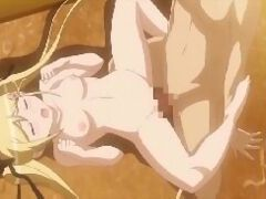 Hentai virgem - Comendo a enteada novinha