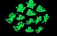 glow in the dark signs