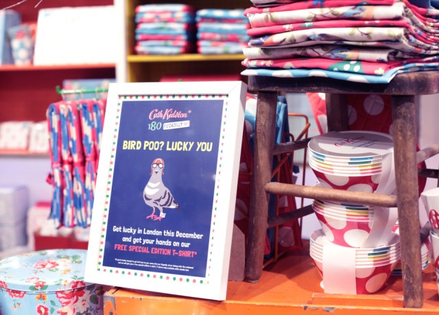 Cath Kidson Flagship Store Piccadilly