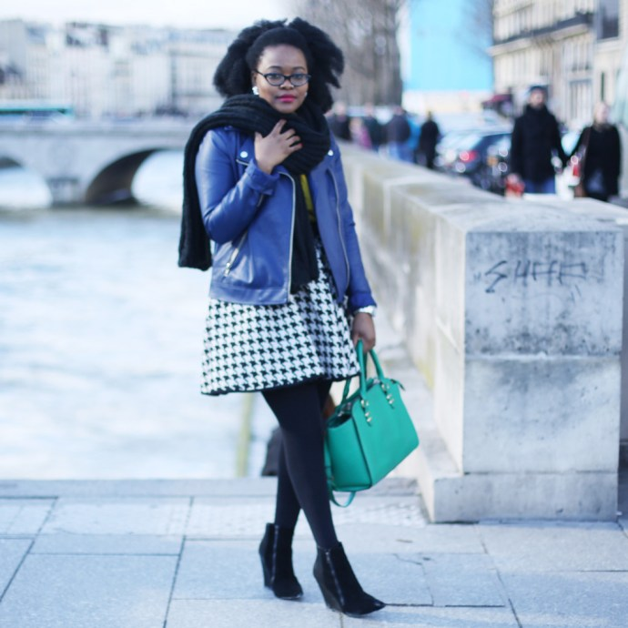 What I Wore, steve madden boots, ootd, paris fashion week,