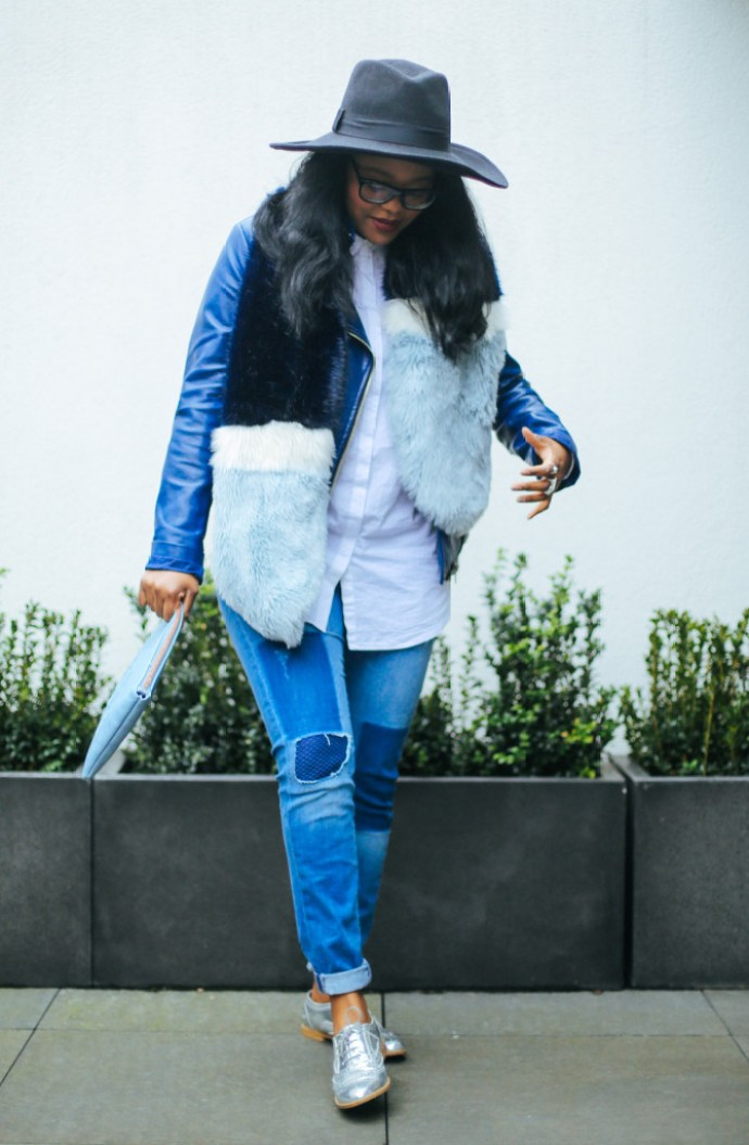 How I wear ripped jeans, How to wear ripped jeans, blogger wearing ripped jeans, iamnrc, ngoni, ngoni chikwenengere