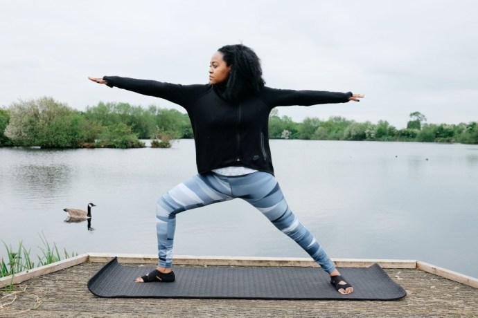 What I wear to workout, iamnrc, ngoni chikwenengere workout, fitness bloggers, uk fitness blog, plus size fitness blogger,