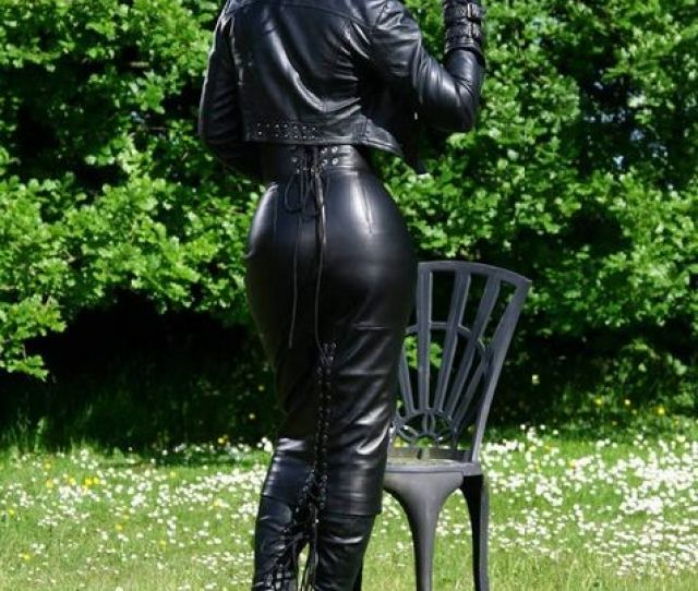 Tumblr Leather Domme