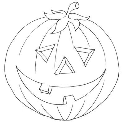 printable pumpkin decorations for halloween